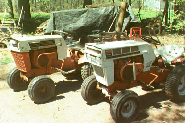 Sears Ss14 917 25640 : The sears antique garden tractor resource page